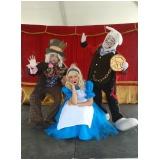 teatro infantil para eventos preço Praia Grande