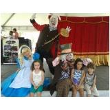 teatro infantil para eventos Saúde