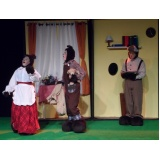 teatro infantil para festa de aniversário Ibirapuera
