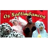 teatro infantil para festa Caraguatatuba