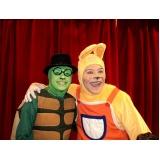 teatro infantil para festas de aniversário Jabaquara