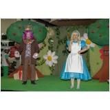 teatro infantil para festas Cidade Dutra