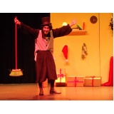 teatro na escola infantil Vila Prudente