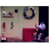 apresentação de teatro empresarial