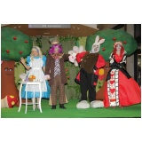 teatro para festa infantil Alphaville