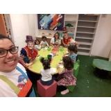 valor de oficina infantil para eventos Casa Verde