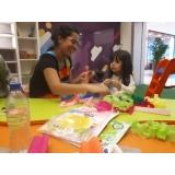 valor de oficina para festa infantil Praia Grande